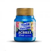 Tinta Tecido Gliter Acrilex 37ml