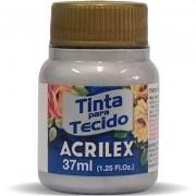 Tinta Tecido Metálica Acrilex 37ml