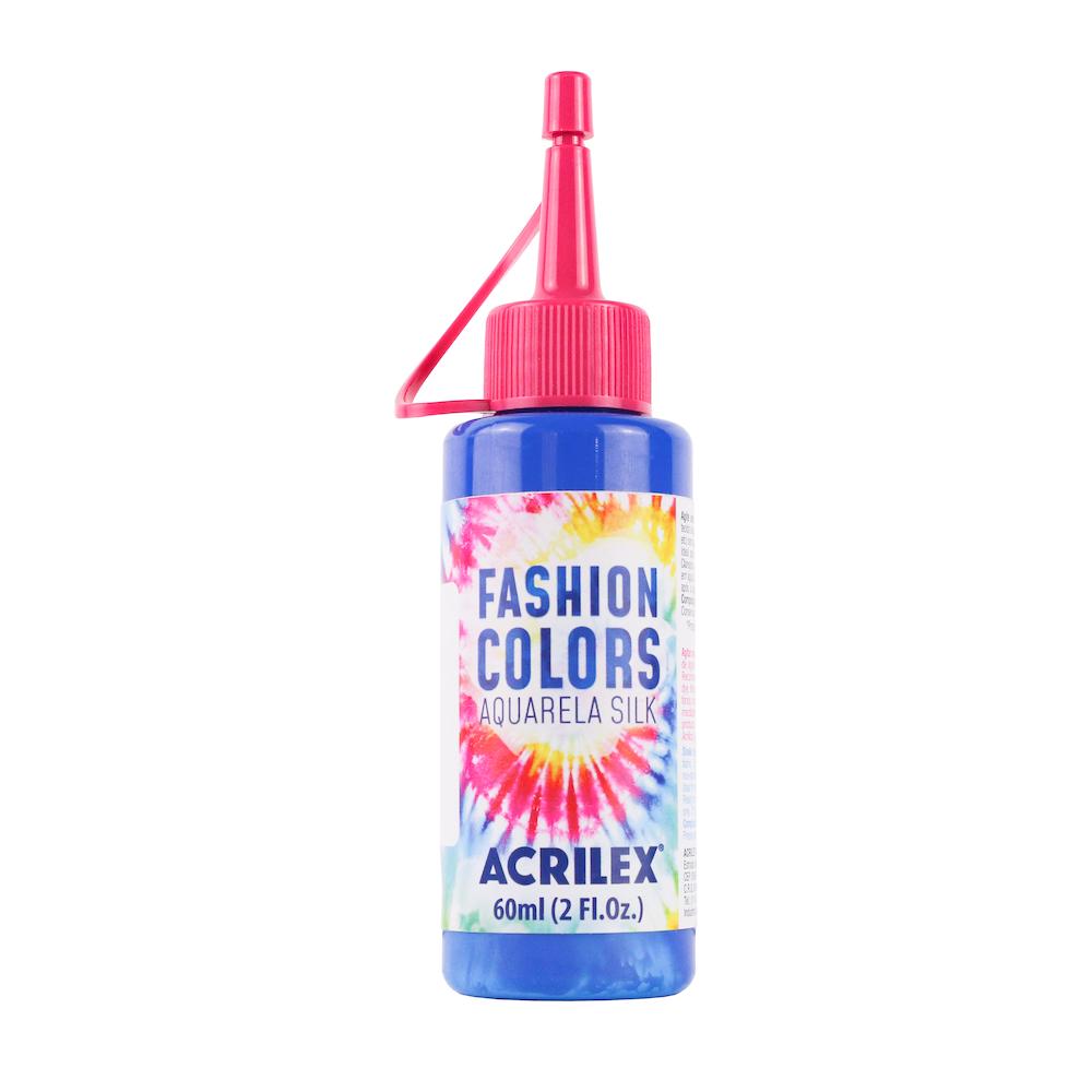 Aquarela Silk 60ml Acrilex para tecidos Finos