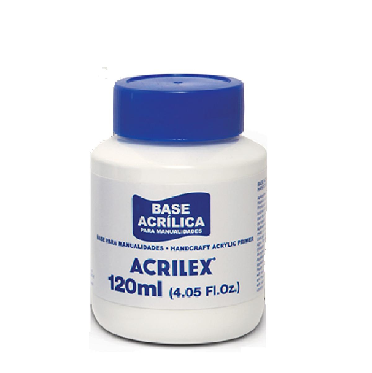 Base Acrílica P/ Artesanato 120ml Acrilex