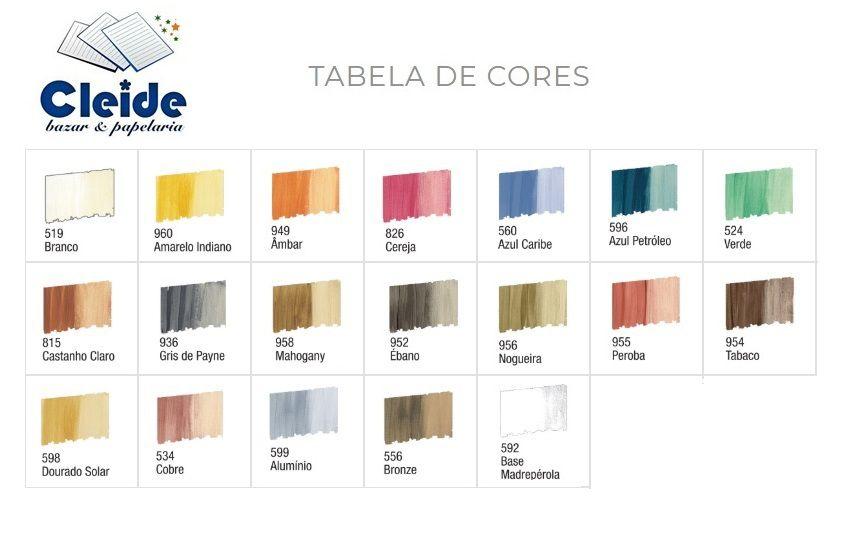 Betume Colors 60ml Acrilex