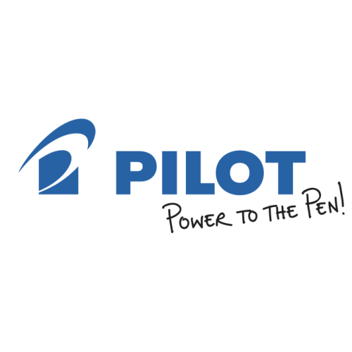 Caneta Esferográfica Super Grip 1.0 Pilot Kit C/3 Az/Vm/Pt