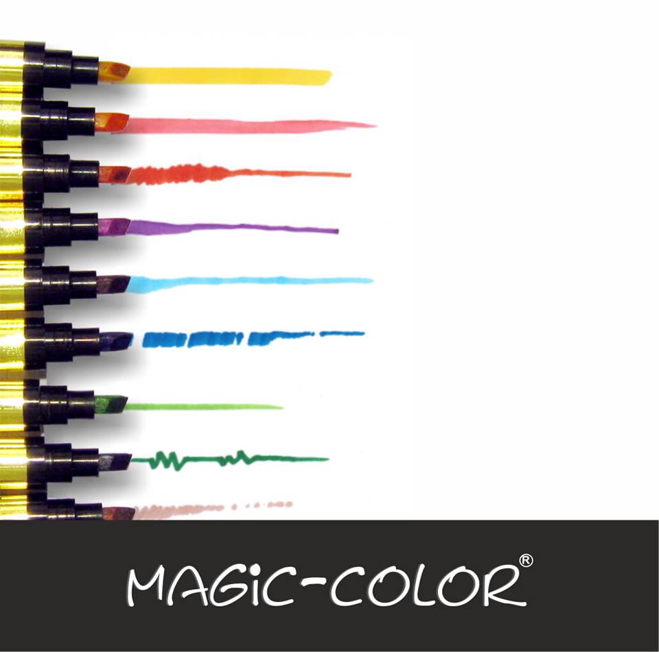 Marcador Artístico Magic Color Unidade