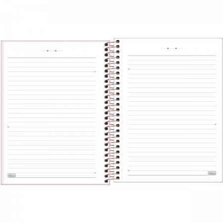 Caderno Happy 10 Matérias espiral Capa plástica Colegial 160 Fls. 177mmx240mm