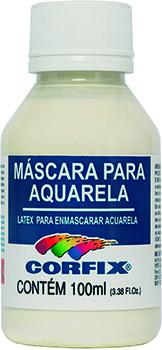 Máscara Para Aquarela 100ml Corfix