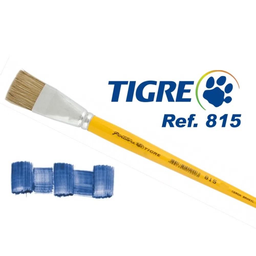 Pincel Chato Ref. 815 Cerda Natural Tigre Unidade
