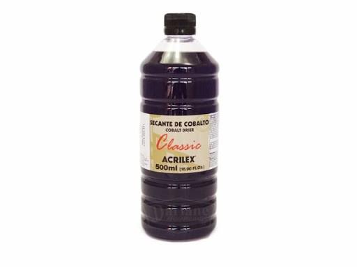 Secante De Cobalto 500ml Acrilex
