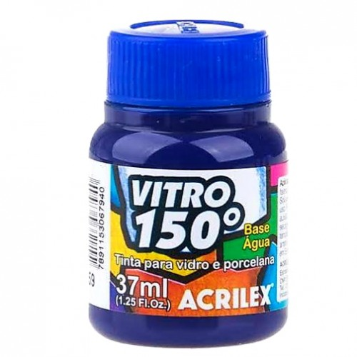 Tinta Vitro 150° Acrilex 37ml