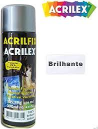 Verniz Fixador Brilhante 300ml Acrilex Acrilfix