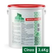 IMPERTUDO MANTA LIQUIDA CINZA GL 3,6KG