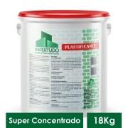 IMPERTUDO PLASTIFICANTE SUPER CONCENTRADO BALDE 18 KG