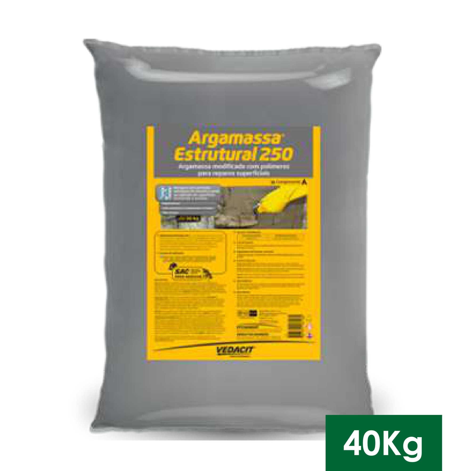 ARGAMASSA ESTRUTURAL 240 SC 40 KG