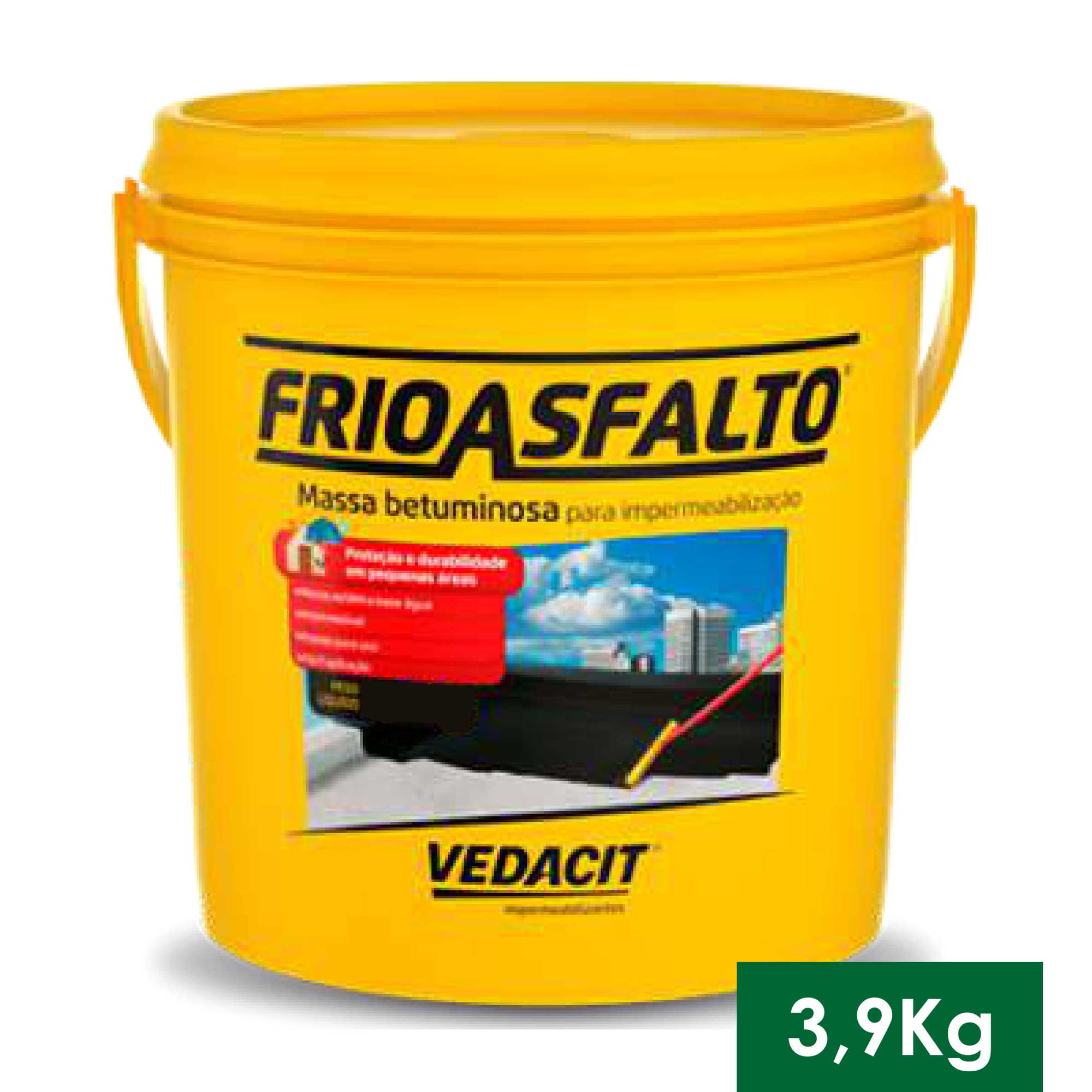 FRIOASFALTO GL3,9KG