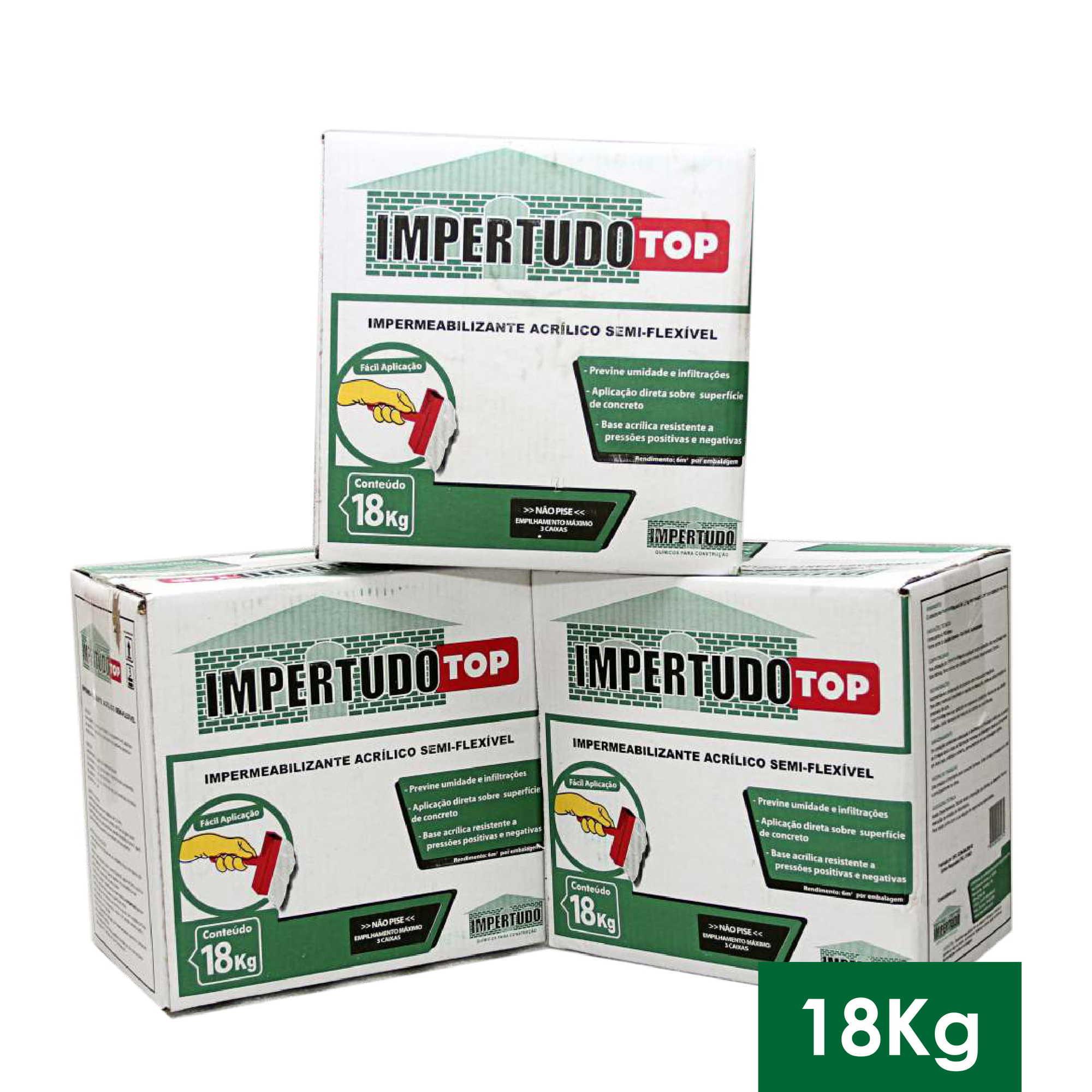 IMPERTUDO TOP - CAIXA 18 KG