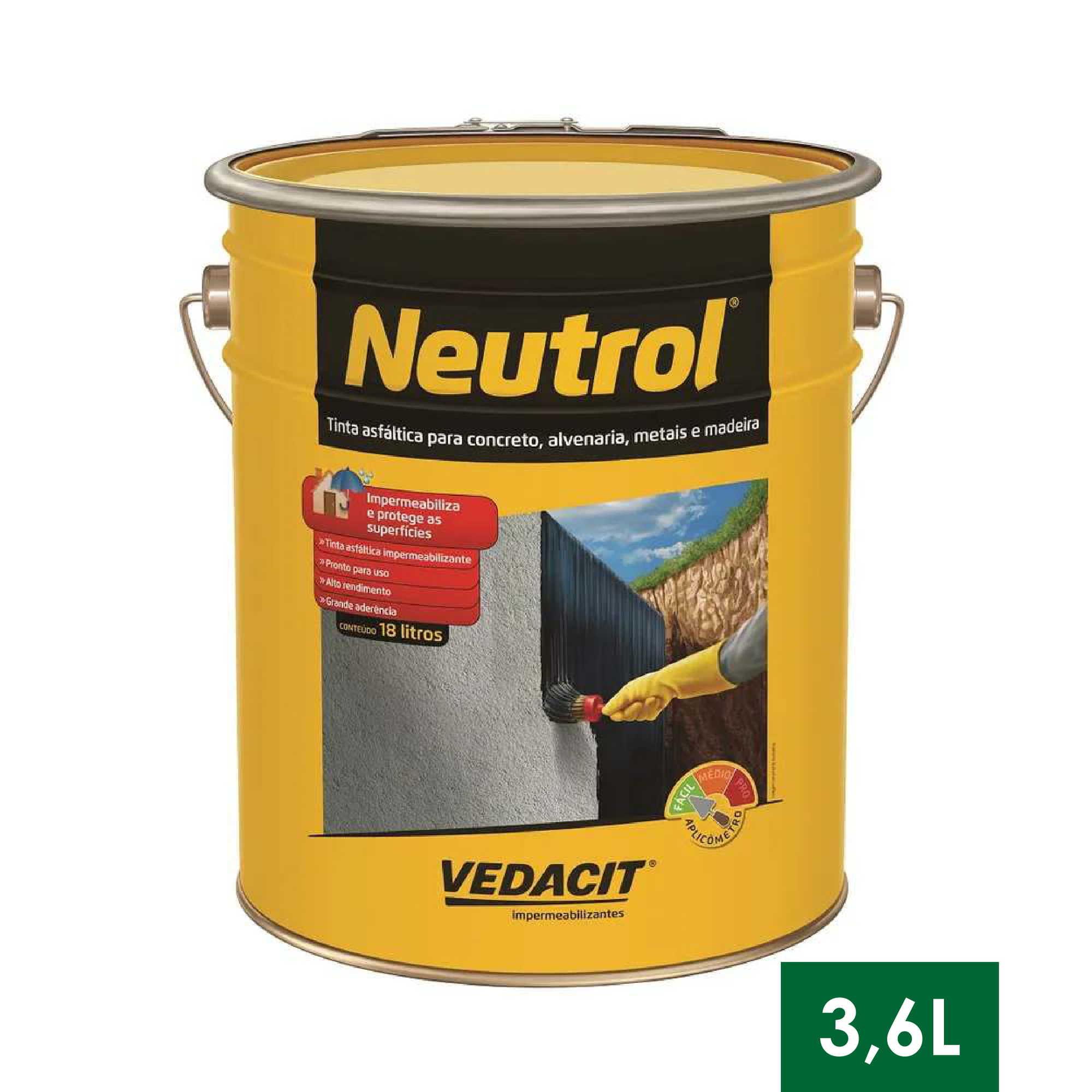NEUTROL 3,6 LT VED