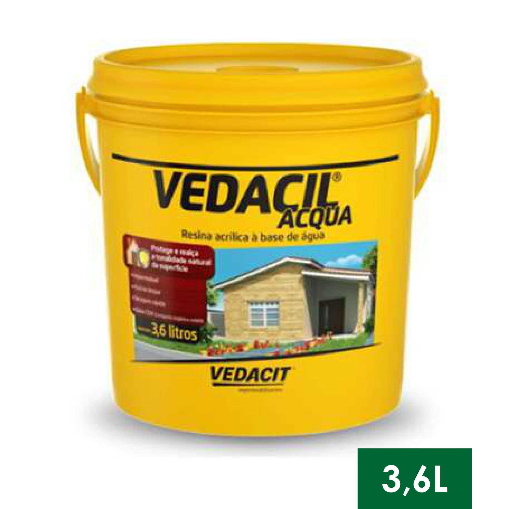 VEDACIL ACQUA 3,6 L