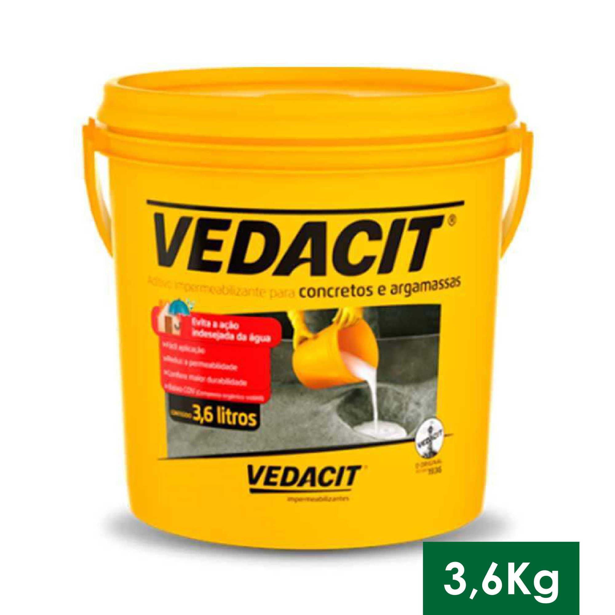 VEDACIT 3,6 KG