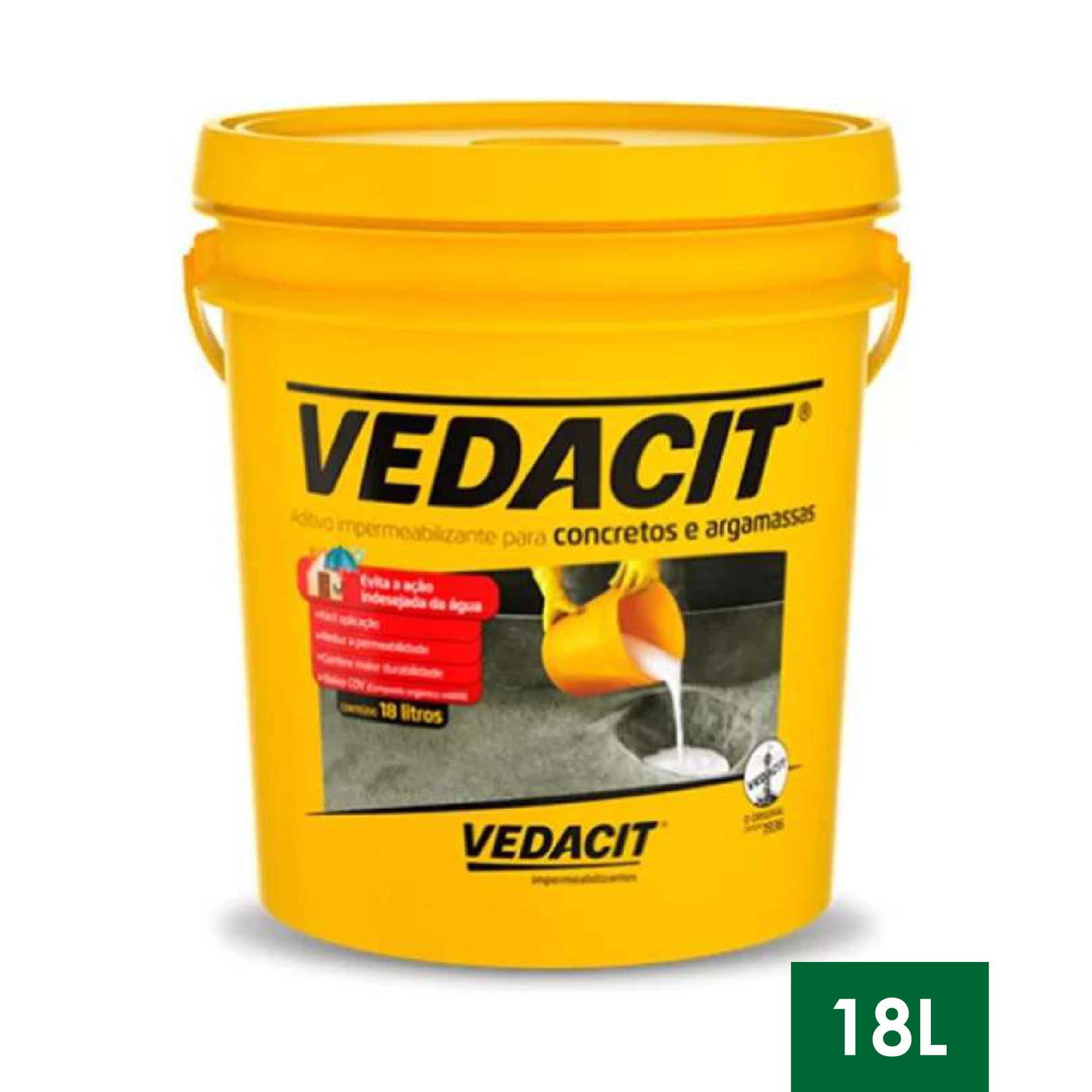VEDACIT BD 18 L