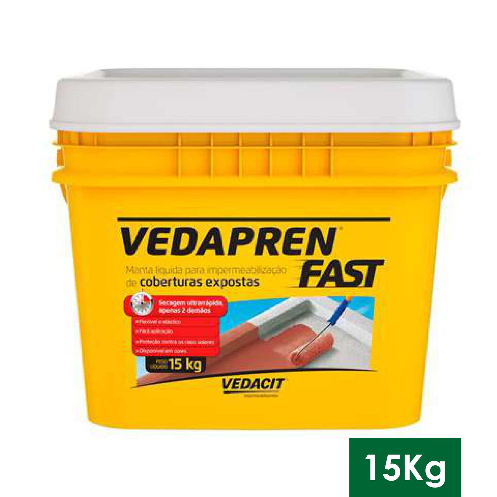 VEDAPREN FAST BRCO BD 15 KG