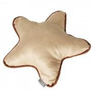 Almofada Estrela Bege | 40 x 40 cm