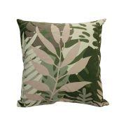 Almofada Folhas | 50 x 50 cm