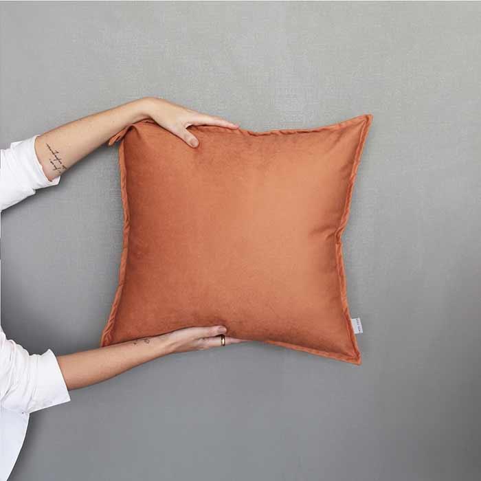 Almofada Aba Brick| 50 x 50 cm