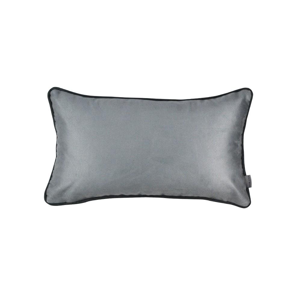 Almofada Baguete Lisa com Vivo | 50 x 30 cm