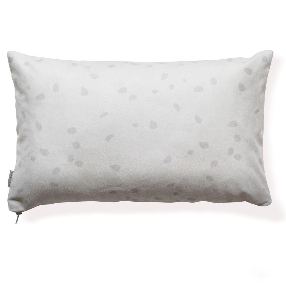 Almofada Baguete Mandacaru Branca | 50 x 30 cm
