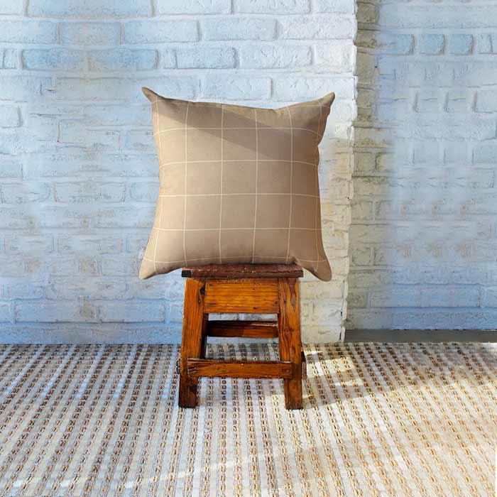 Almofada Grid | 50 x 50 cm