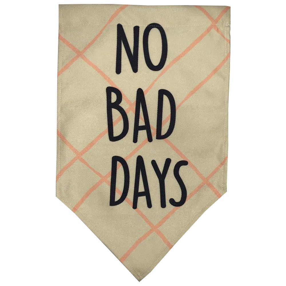 "Flâmula ""No Bad Days"" | 24 x 39 cm"