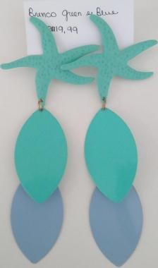 Brinco Green&Blue