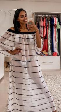 Saída Vestido Cigana