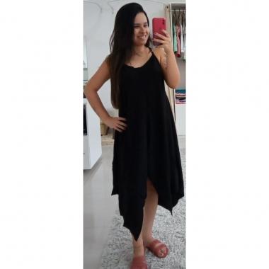Vestido Ponta