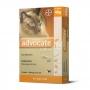 Advocate Bayer - Antipulgas para Gatos 1-4Kg