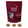Gran Plus - Ração Gatos Adultos Castrados Carne 3Kg