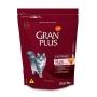 Gran Plus - Ração Seca Gatos Castrados Salmão 3Kg