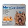 Nexgard - Antipulgas e Carrapatos Cães 2 a 4Kg 1 Tablete