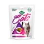 Petisco gatos Nats Cats 3 em 1 Cranberry Linhaça e Valeriana - 60g