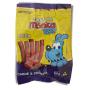 Turma da Mônica Pets - Petisco Sticks Palitinhos de Carne e Cereais 50g