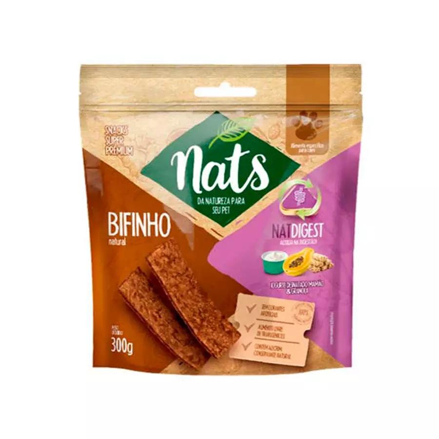 Bifinho Natural Nats Natdigest Iogurte Mamão Granola 300g