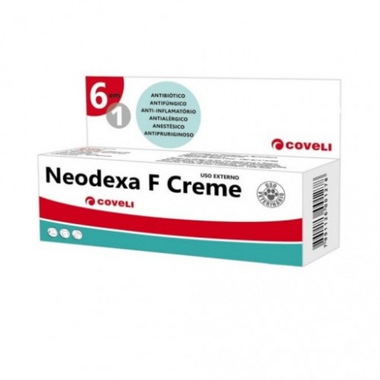Creme Dermatológico Neodexa Creme 15g Coveli