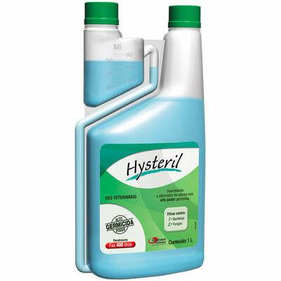 Desinfetante Bactericida Concentrado Hysteril 1l