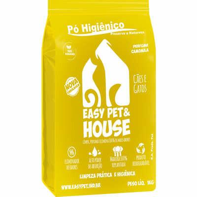 Easy Pet House - Pó Higiênico Camomila 1Kg