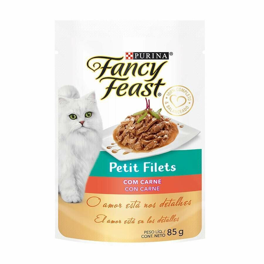 FANCY FEAST Petit Filet Carne 85g