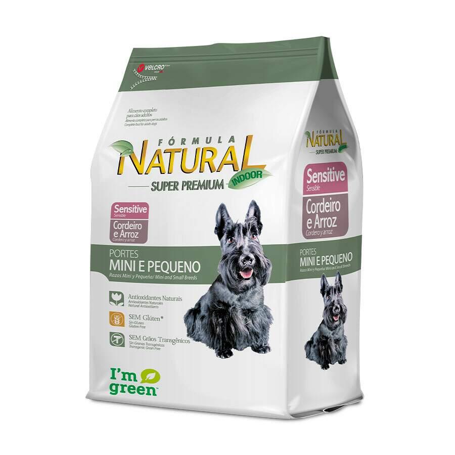 Formula Natural - Ração p/ Cães Sensitive Raças Mini Peq 1 Kg