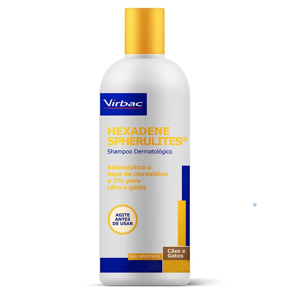 Hexadene Spherulites - Shampoo Dermatológico 500ml