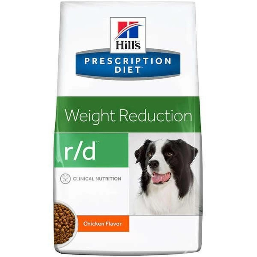 Hills Prescription Diet - Ração R/d Redução de Peso 10,1Kg