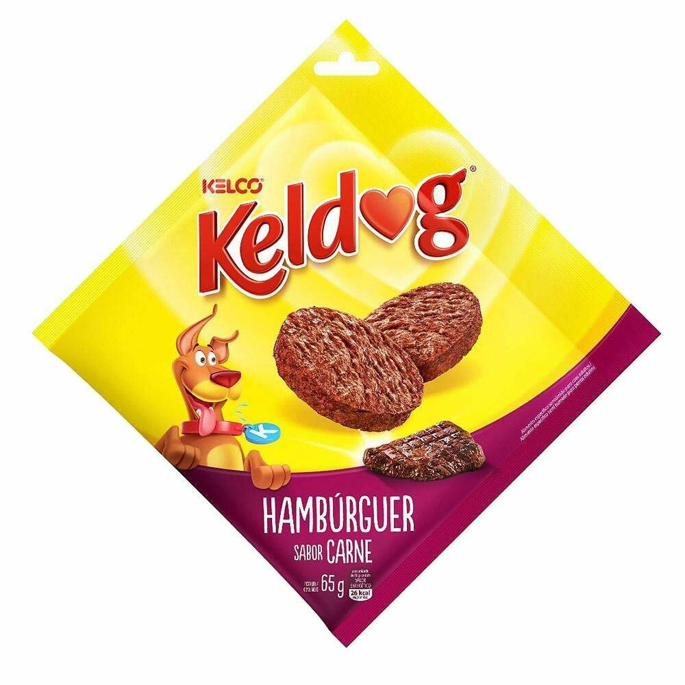KELDOG HAMBUGUER 65G