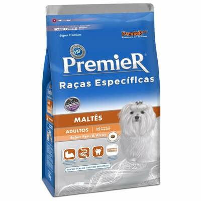 Ração Premier Pet Raças Específicas Maltes Adultos 2,5kg