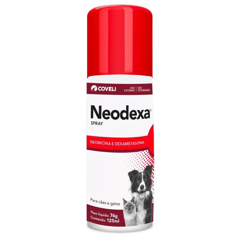 Neodexa Spray Dermatológico 125ml Coveli